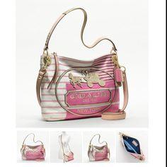 Coach purse I want!