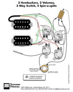 duncan to dimarzio pickup swap questions guitar building stuff rh pinterest com 5-Way Switch Wiring Diagram Dual Humbucker Wiring-Diagram