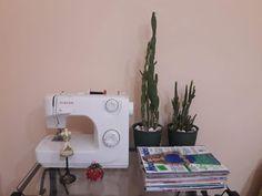 Customizando & Costurando : Minhas máquinas de costura.