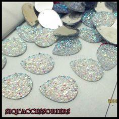 2014 new High Quality White AB DIY Accessories adornment  Flashing Rhinestone button/Wedding decoration Diamond.bling bling-in Buttons from Women's Clothing & Accessories on Aliexpress.com | Alibaba Group