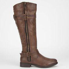 DE BLOSSOM Pita Womens Boots