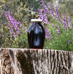 Blossom Trail Honey Co. Buckwheat / Pomegranate Blend Honey  AND recipes using the honey
