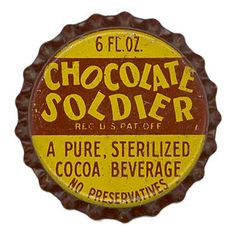 Chocolate Soldier Soda