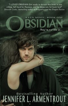 Click book cover for review of Obsidian by Jennifer Armentrout
