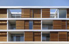 Hancock Mixed Use Housing, West Hollywood, CA by Koning Eizenberg Architecture