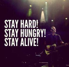 Bruce Springsteen This Hard Land lyrics