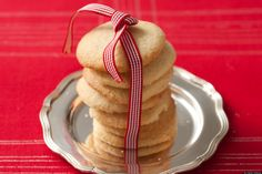 Recipe Of The Day: Holiday Lemon Cookies