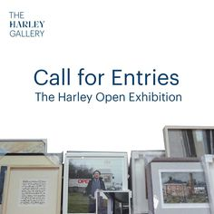 Call for Entries.  Applications to the 2017 Harley Open Exhibition are now open, and we'd love to see your artwork. Visit www.harleygallery.co.uk for further information. Call For Entry, Factory Design, Gallery, Instagram Posts, Artwork, Photos, Work Of Art, Pictures, Roof Rack