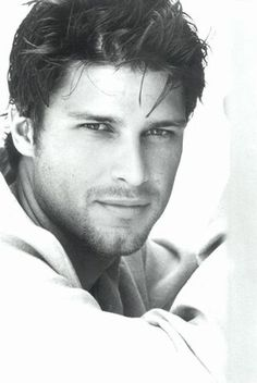 He look like he could feed cattle! Beautiful Men Faces, Gorgeous Men, Greg Vaughan, Charming Man, People Of Interest, Awesome Beards, Poses For Men, Days Of Our Lives, Male Face