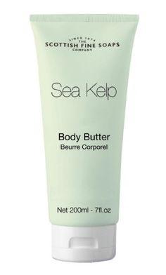 Scottish Fine Soaps Sea Kelp Body Butter