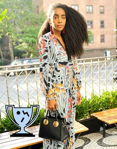 ASOS Fashion & Beauty Feed: Cipriana Quann: your new girl crush with wardrobe to match