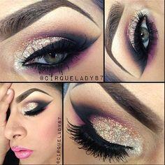Dramatic Makeup!