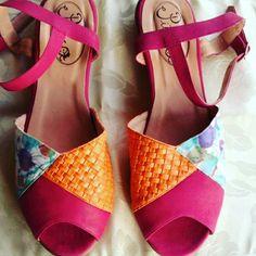 Heeled Mules, Platform, Slip On, Heels, Fashion, Spring Summer 2016, Spring Fashion, Shoes Sandals, Zapatos