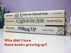 Shel Silverstein Books