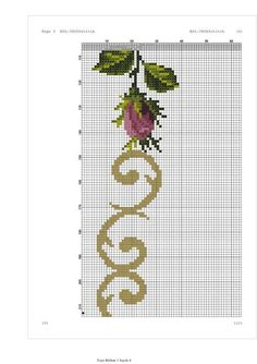 Beaded Cross, Fair Isle Pattern, Prayer Rug, Bargello, Purple Roses, Cross Stitching, 9 And 10, Embroidery Designs, Diy And Crafts