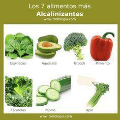alimento alcalinos