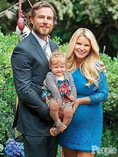 Jessica Simpson celebró el primer cumpleaños de su pequeña Maxwell [+FOTO]