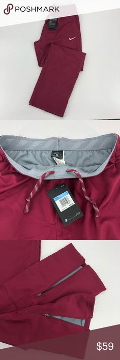 New Nike Dri-Fit Training Pants Lined Sz M New Nike Dri-Fit Training Pants Lined Sz M Polyester Maroon/red color Lined Pockets ***The fabric is not stretchy. Training Pants, Color Lines, Nike Pants, Nike Dri Fit, Fashion Tips, Fashion Design, Fashion Trends, Red Color, Joggers