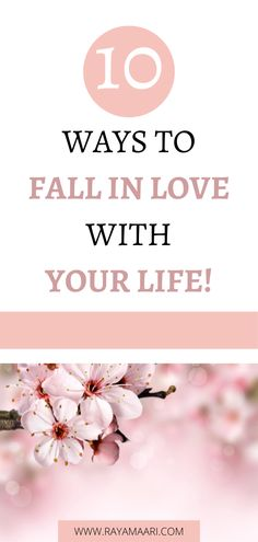 Ever found yourself in what might seem like a downward spiral or a rut, where you just can't seem to understand what direction your life is going? Life may have just become boring to you but in this article, you'll learn about some tips that can help you fall in love with life again! fall in love with yourself | personal growth tips | self-care tips | personal development plan | self-improvement tips | fall in love with life Positive Thinking Tips, Love Tips, Transform Your Life, Self Improvement Tips, Self Confidence, Growth Mindset, Self Help, Personal Development, Self Love
