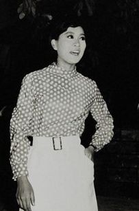 Connie Chan | 60 Iconic Women Who Prove Style Peaked In The '60s