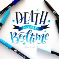 "404 Likes, 8 Comments - Alisse Courter (@alissecourter) on Instagram: ""Death before bedtime! Fittingly, I finished this at 2am This is an extra credit #Homwork…"""