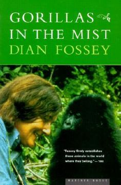 dian fossey lived with the gorillas for thirteen years Dian fossey with gorillas  genuine and passionate woman who truly lived  gorillas in the mist is the riveting account of dian fossey's thirteen years in a.