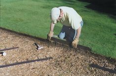 Everedge steel lawn edging comes in 3 different sizes