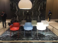 Inside Out Contracts @ Salone del Mobile Milano 2015 - Day 1 | First stop Kartell