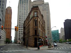 Detroit Building by Tim Degner, via Flickr