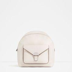 Image 1 of POCKET DETAIL BACKPACK from Zara