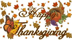 Animated Thanksgiving Gifs