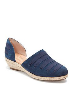 me Too Nissa Criss Cross Open-Back Espadrille HD0wWPLs