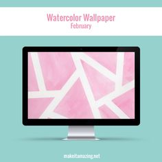 mia_watercolorwallpaper_2_february