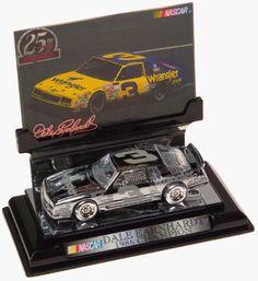 NASCAR - Winner's Circle - Silver Anniversary Series - Limited Edition - Dale Earnhardt 1986 Champion Hasbro http://www.amazon.com/dp/B00000JK8X/ref=cm_sw_r_pi_dp_koALwb1E8PKPD