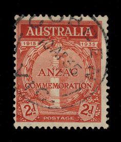 AUSTRALIA - 1935 - CDS OF COBDEN (VIC) ON 2d SCARLET SG154