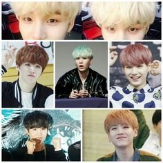 #SugaDay Throughout the years ❤❤❤