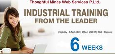 """If you are willing to learn IT technologies and make career in IT then Join #ThoughtfulMinds #SummerTraining programme """"I Wish I Can""""."""