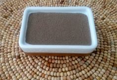 Facial Clay Mask  Rhassoul Clay Exfoliator by YoMoEssentials