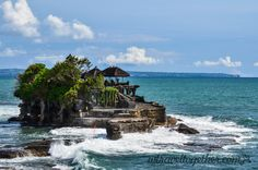 Tanah Lot, Kediri, Indonesia — by We Travel Together Good Find, Us Travel, Picture Video, Dreaming Of You, Bali, Travel Photography, Around The Worlds, Island, Adventure