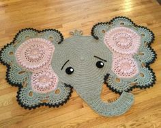 CROCHET PATTERN Josefina and Jeffery Elephant by IRAROTTpatterns