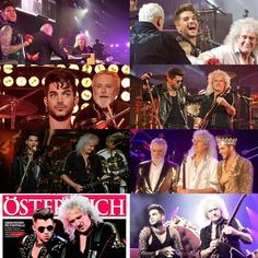 Austria is missing Queen and Adam Lambert. We hope You come back again. @adamlambert @DrBrianMay pic.twitter.com/ftD41Ww7ch