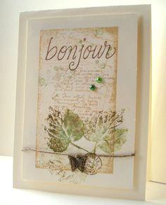 Bonjour by Jacqueline.fr, via Flickr