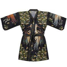 I need this Firebird Kimono by Klaus Haapaniemi. ❤️