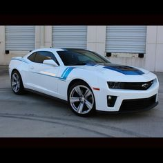 Chevrolet Camaro ZL1 - Lord have mercy!