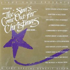 Best of Stars Come Out For Christmas 1992 Cd Vaus Country Rock & Pop 24trks v/a  #Christmas