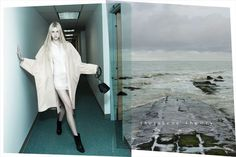 Olivier Theyskens talks his dark, dreamy Spring '13 collection for Theory
