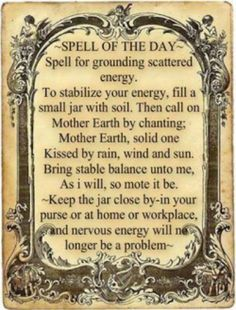 God Magic earth Witch spells witchcraft spell chant Goddess energy Charmed Paganism protection magick wiccan pagan ritual wicca grimoire bos charm rite chanting book of shadows traditional witchcraft book of spells garden witch withcery book of spell tradtional witch