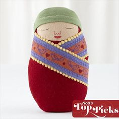 Kids Dolls: Mimi Kirchner Bundle Dolls Red in All Baby Gifts