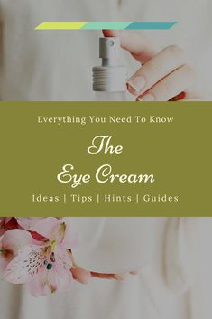 Eye Cream - Drop Ten Years From Your Age With These Skin Care Tips ** Read more at the image link. Eye Cream, Skin Care Tips, Image Link, How To Apply, Drop, Eyes, Skin Tips, Eye Creams