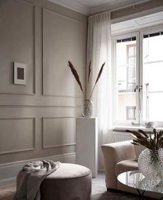 Bedroom Decor Design, Home Living Room, Home, House Interior, Bedroom Inspirations, Living Room Panelling, Home Interior Design, Interior Inspo, Living Room Designs